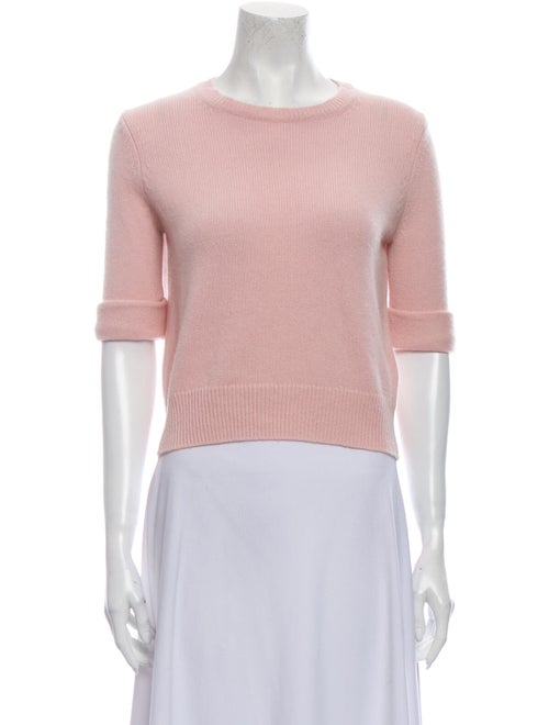 Naked Cashmere Cashmere Crew Neck Sweater Pink