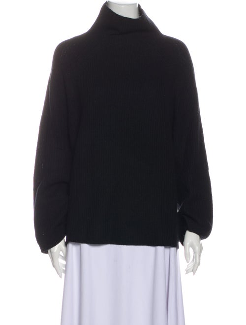 Naked Cashmere Cashmere Turtleneck Sweater Black - image 1
