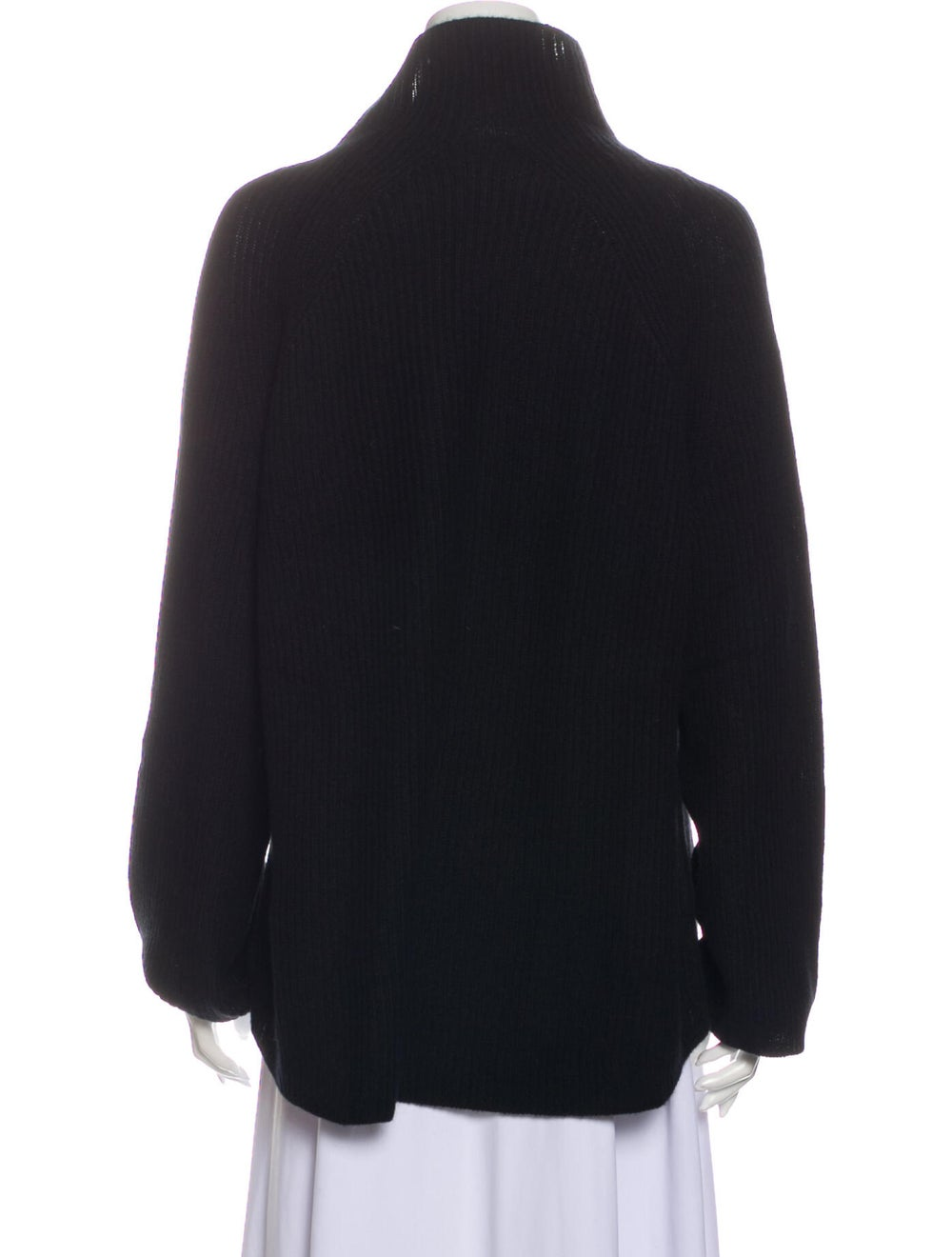 Naked Cashmere Cashmere Turtleneck Sweater Black - image 3