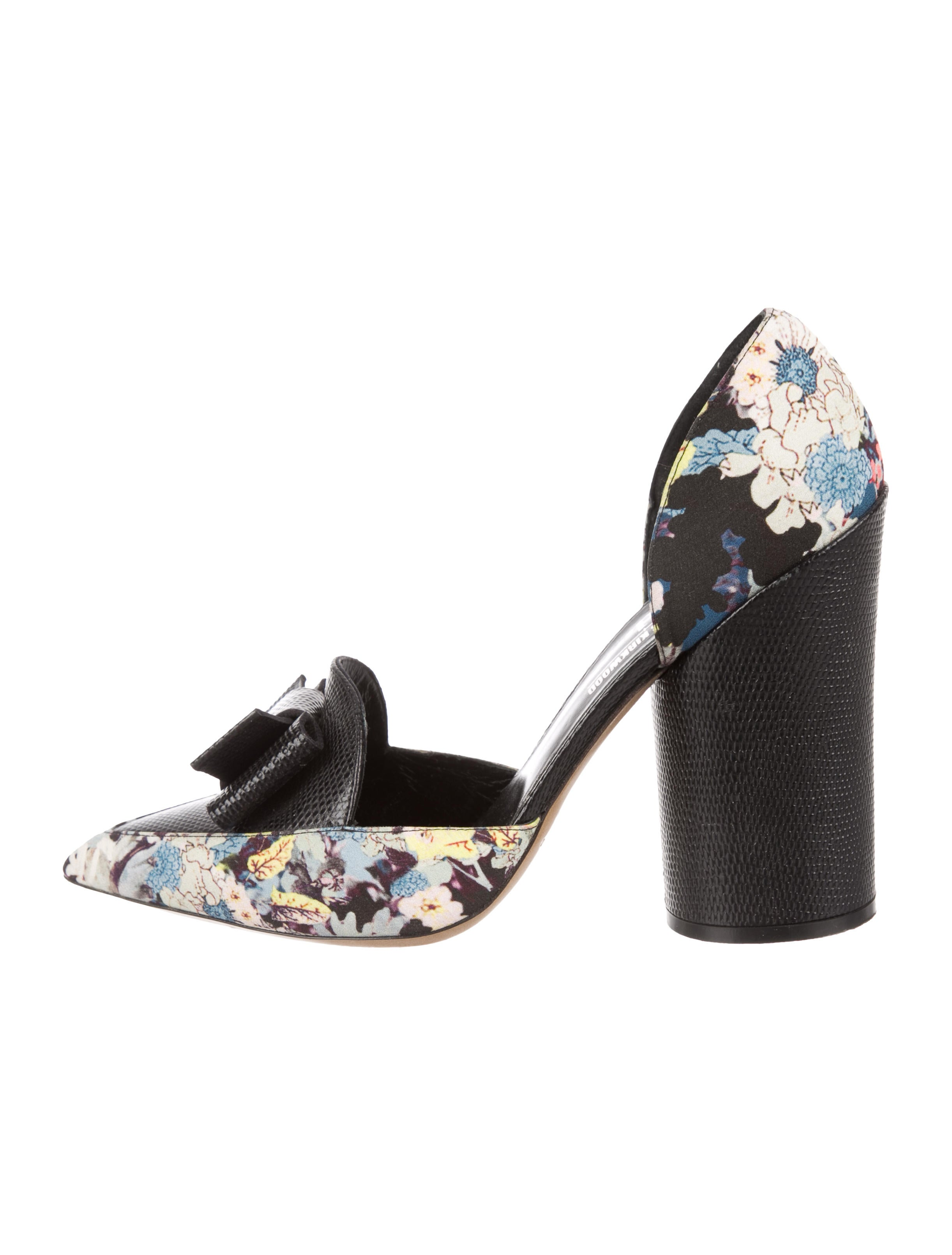 new for sale cheap sale pay with visa Nicholas Kirkwood x Erdem Printed Pointed-Toe Pumps cheap free shipping fashion Style buy cheap pre order eGM5ev
