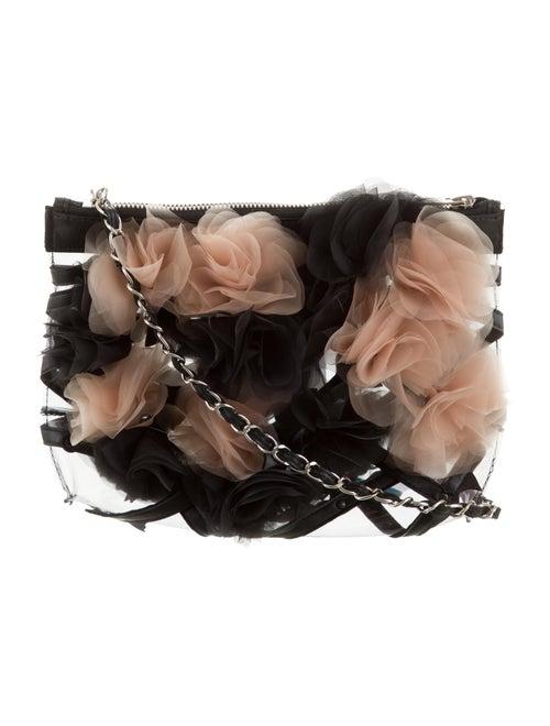noir kei ninomiya PVC Ruffle Bag Clear