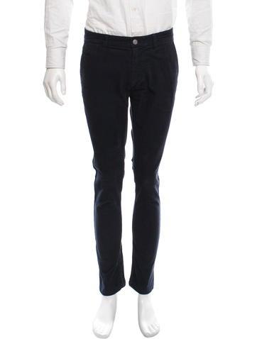 NN07 Five-Pocket Corduroy Pants None