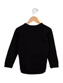 Nununu Boys' Long Sleeve Knit Sweatshirt
