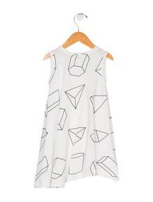 Nununu Girls' Printed Dress
