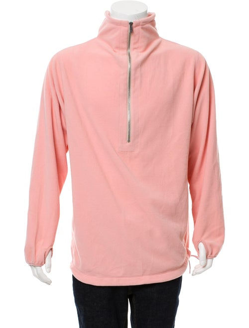 Nonnative Cyclist Pullover Sweater pink