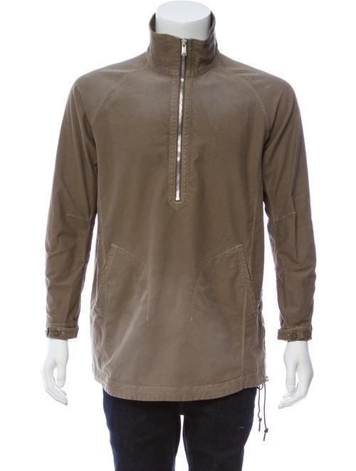 Nonnative Nonnative Handyman Pullover Jacket beige