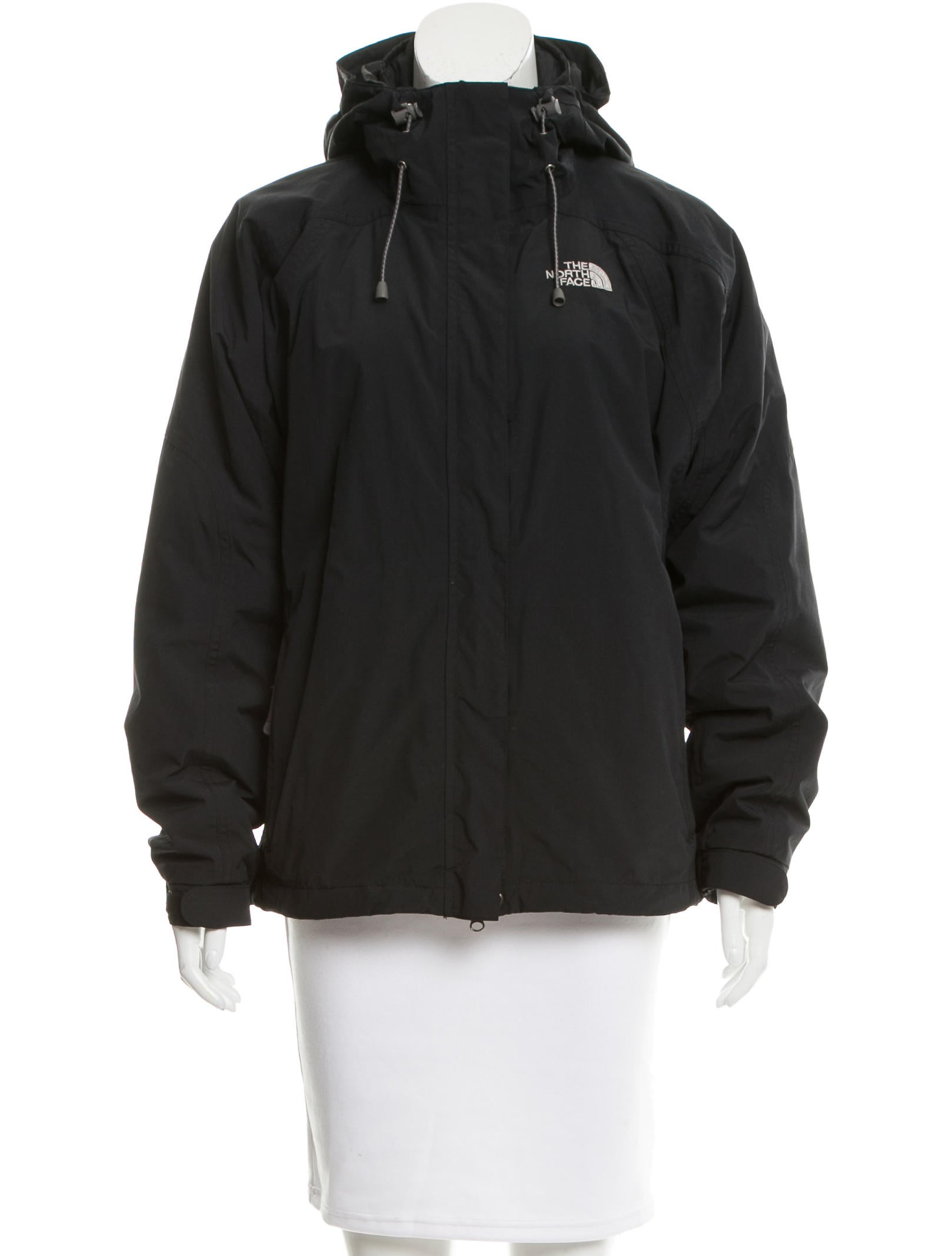 the north face hyvent padded jacket clothing wnorh20339 the realreal. Black Bedroom Furniture Sets. Home Design Ideas