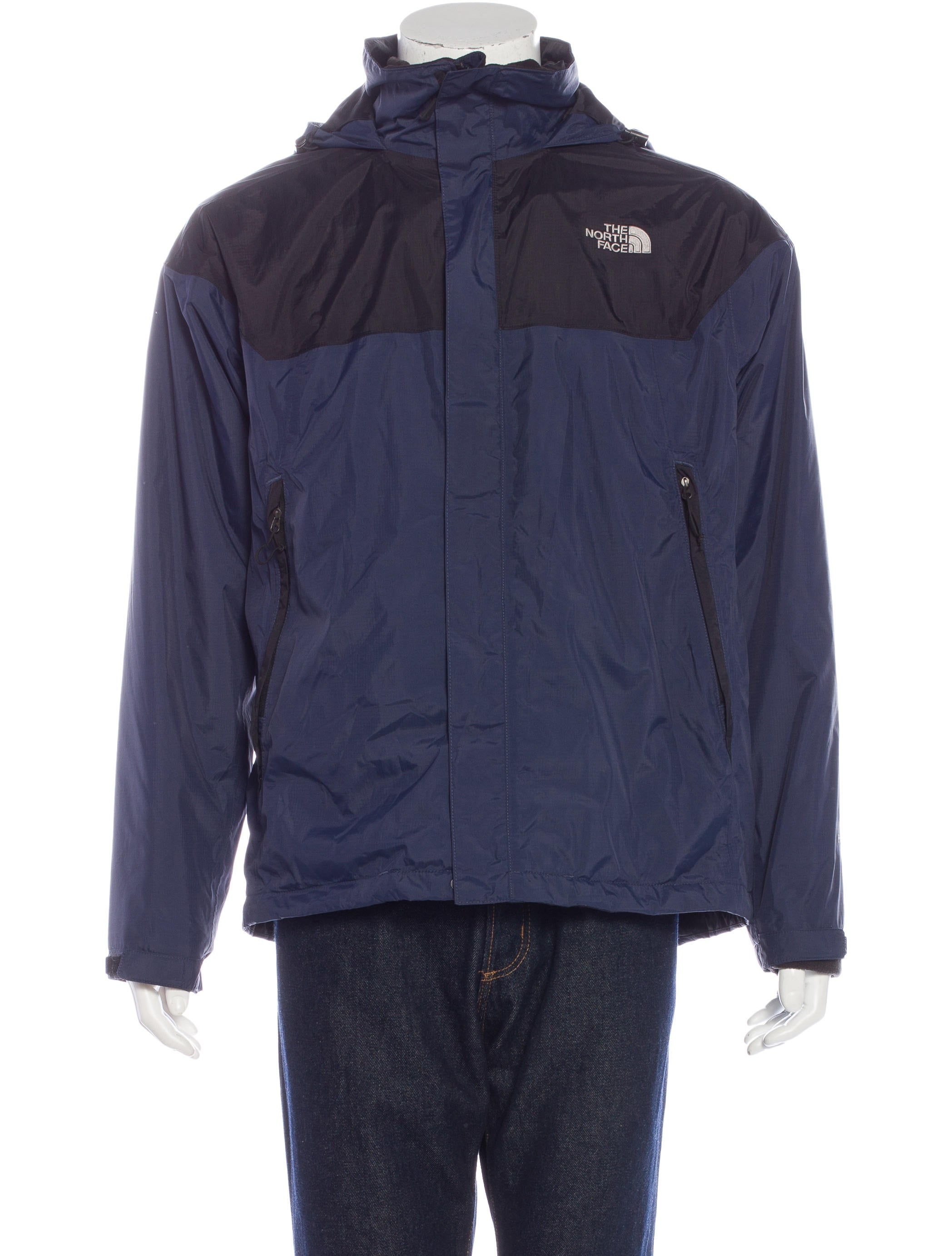 The Continental Nyc >> The North Face HyVent Layered Jacket - Clothing ...