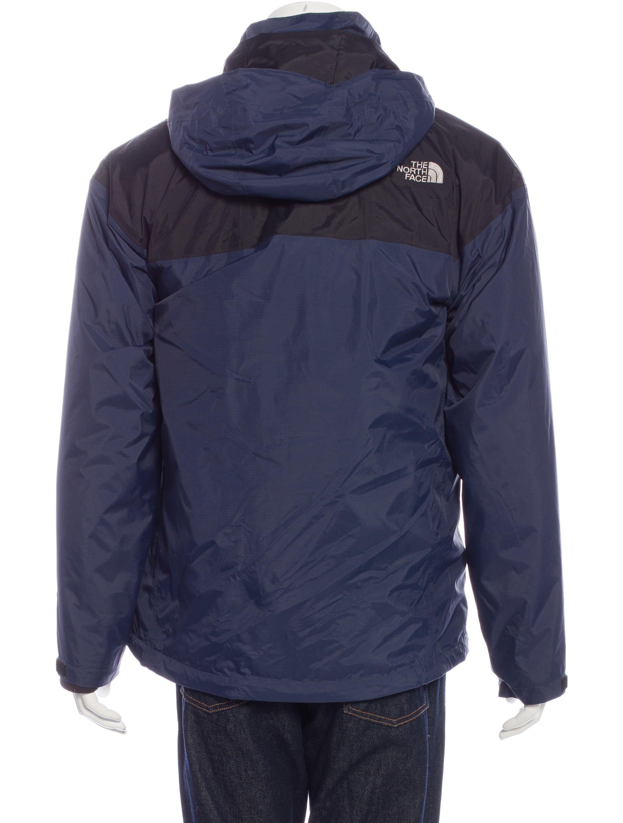 the north face hyvent layered jacket clothing wnorh20399 the realreal. Black Bedroom Furniture Sets. Home Design Ideas