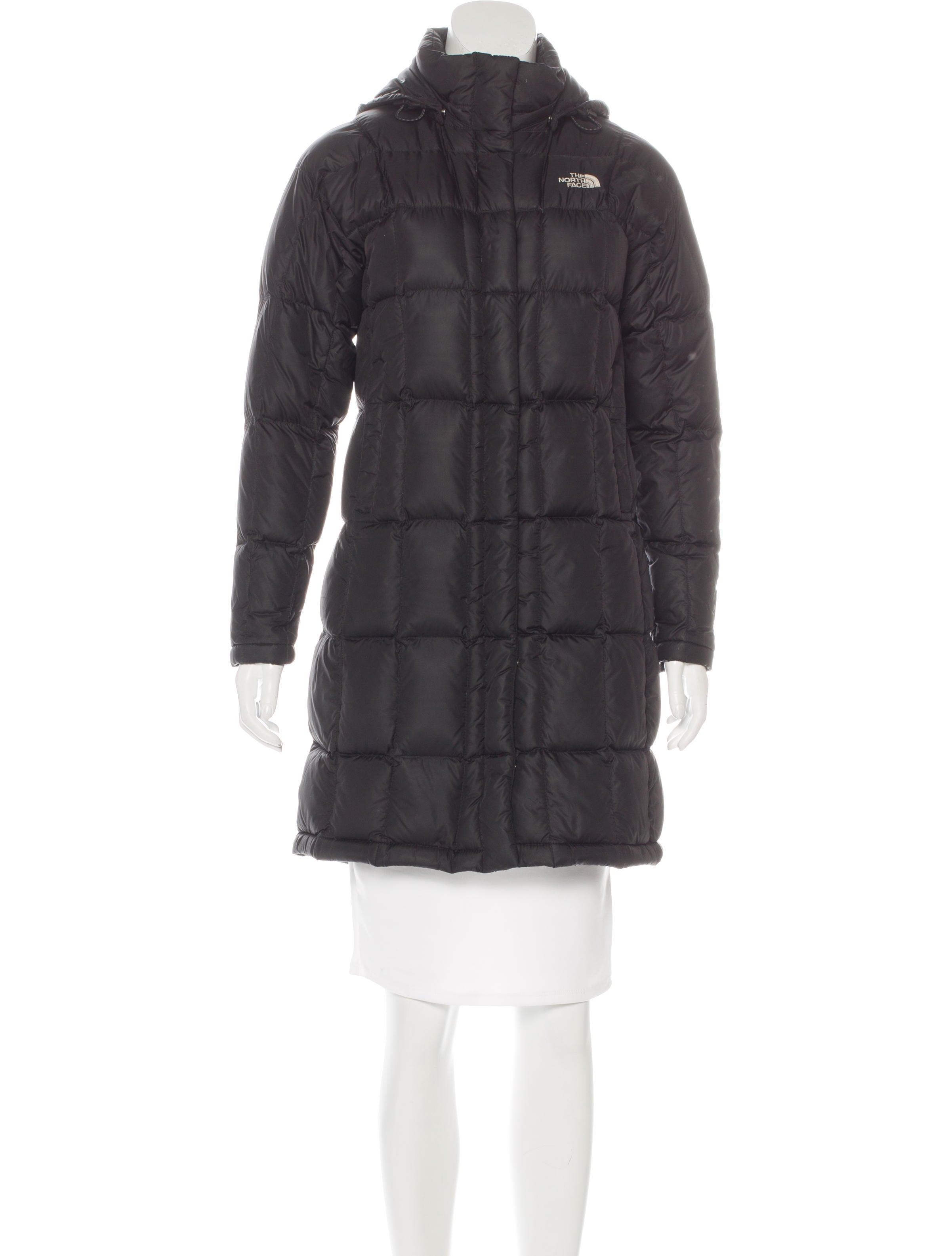 North face puffer jacket women