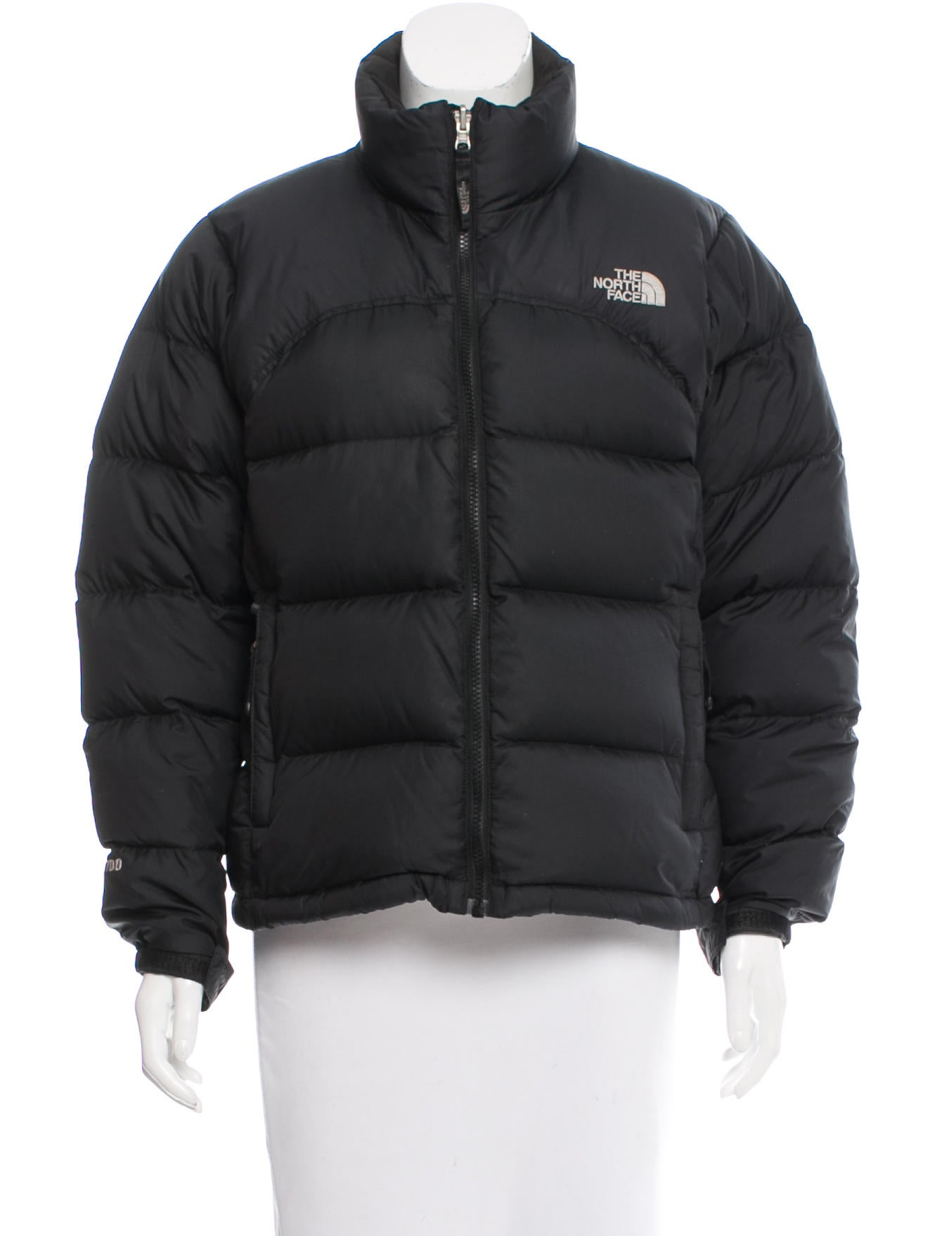 The North Face Down Puffer Coat Clothing Wnorh20489