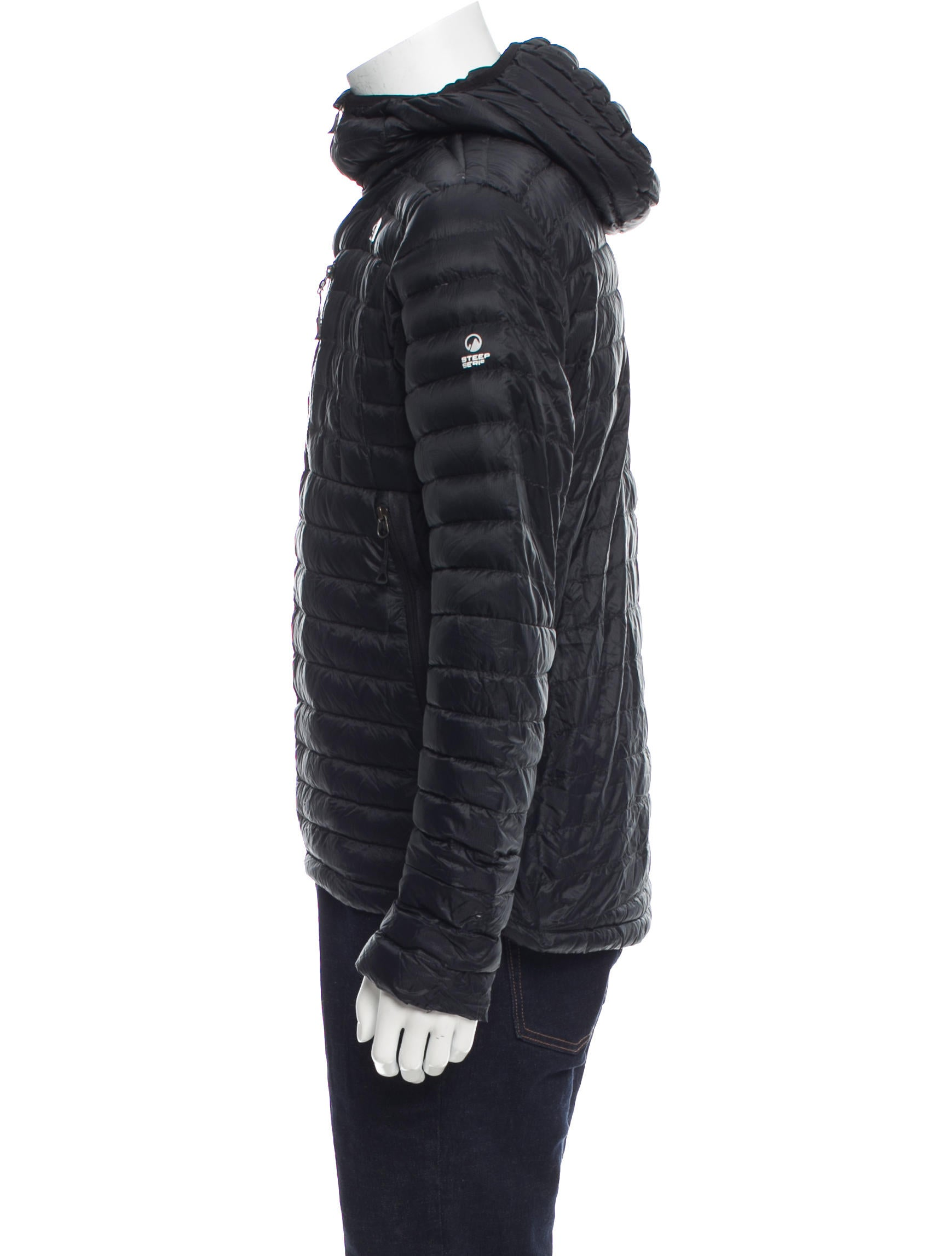 The North Face Quilted Down Coat Clothing Wnorh20711