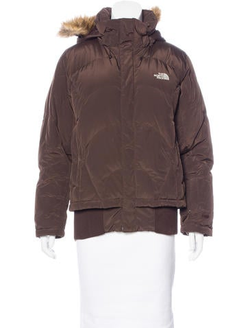 The North Face Quilted Puffer Jacket None