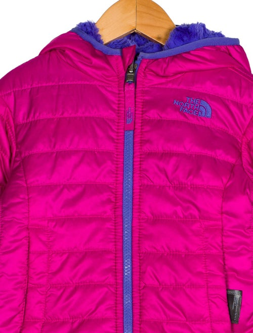 1bd412281 Girls' Reversible Puffer Jacket