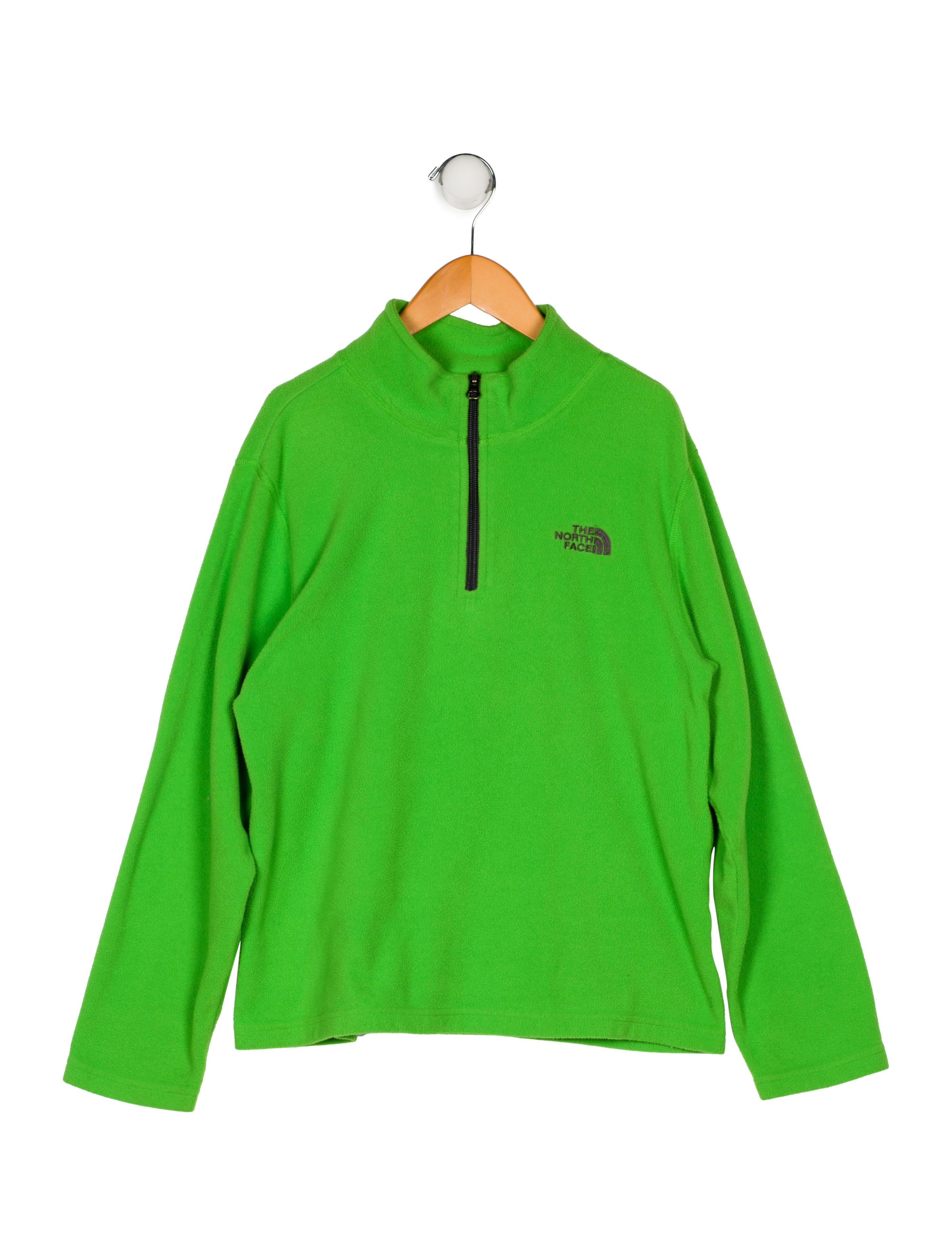 1360c1b27 The North Face Boys' Fleece Mock Neck Sweatshirt - Boys - WNORH24806 ...