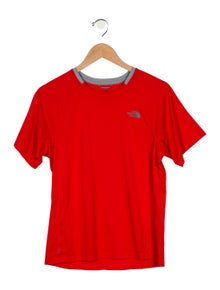 The North Face Boys' Short Sleeve Crew Neck Shirt