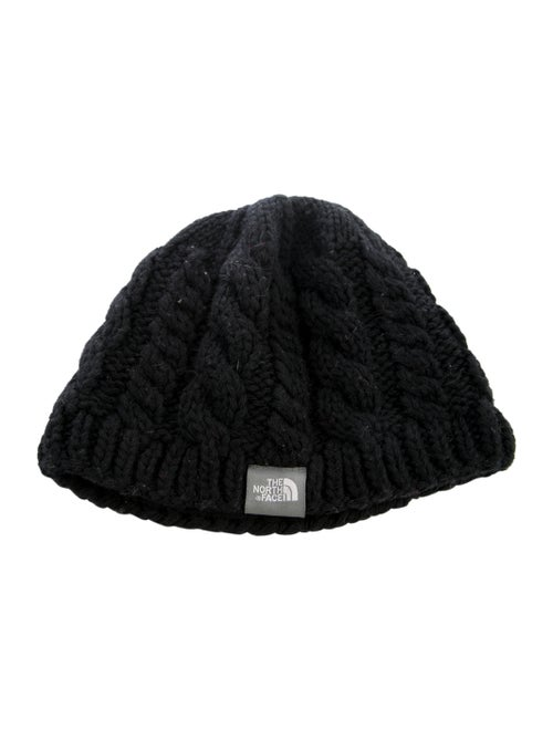 The North Face Knit Beanie Hat Black