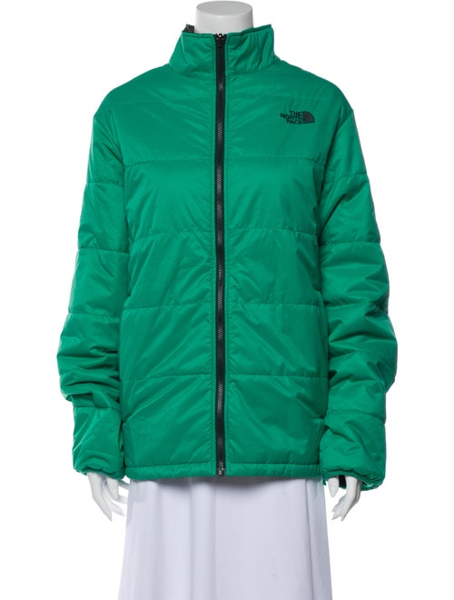 The North Face Performance Jacket Green