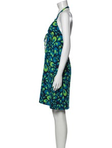 The North Face Printed Mini Dress