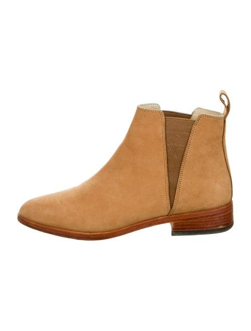 Nisolo Nubuck Chelsea Boots