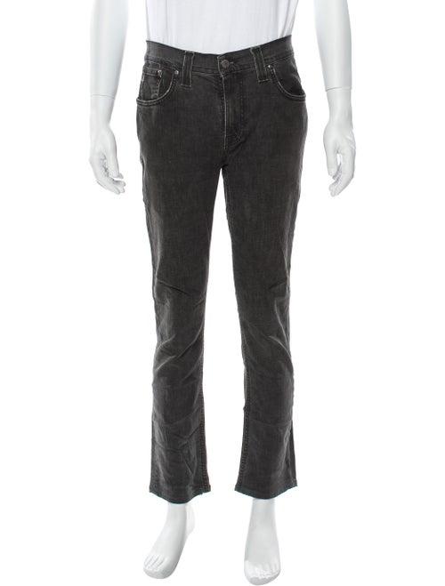 Nudie Skinny Jeans Grey