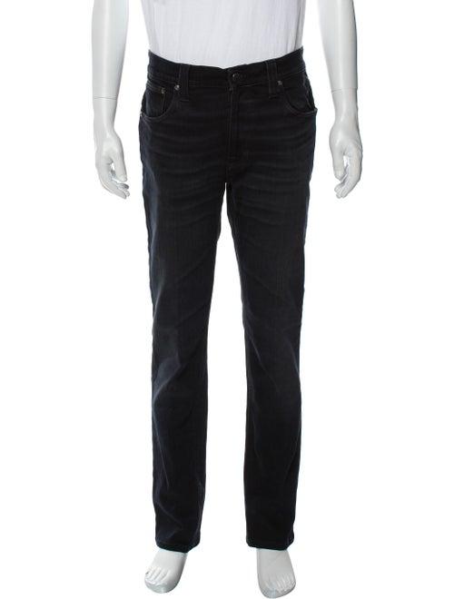 Nudie Skinny Jeans Blue