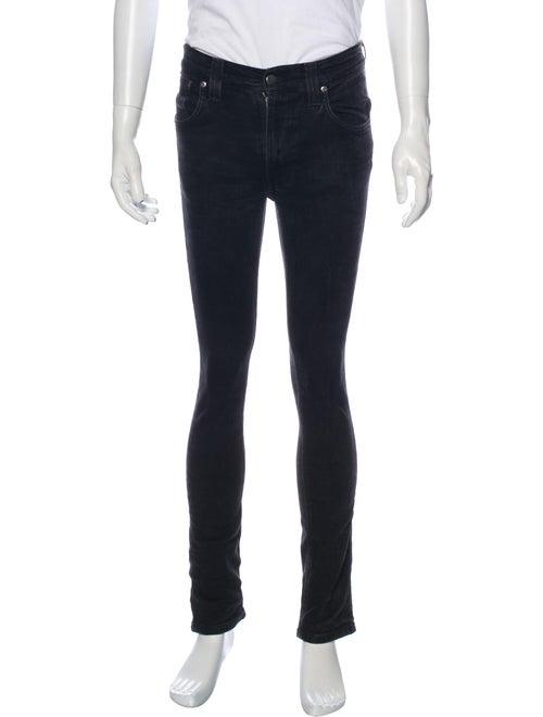 Nudie Skinny Jeans Black