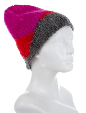 Colorblock Knitted Beanie