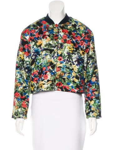 Roseanna Mitchell Bomber Jacket w/ Tags None