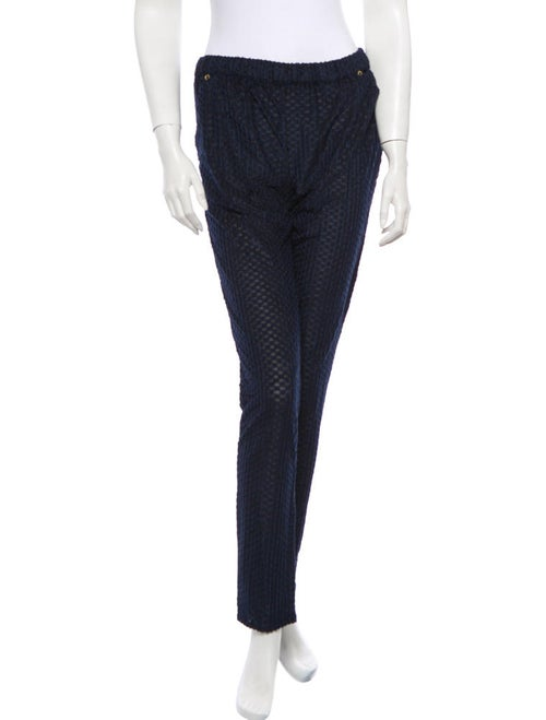 Roseanna Knit Pants w/ Tags Navy