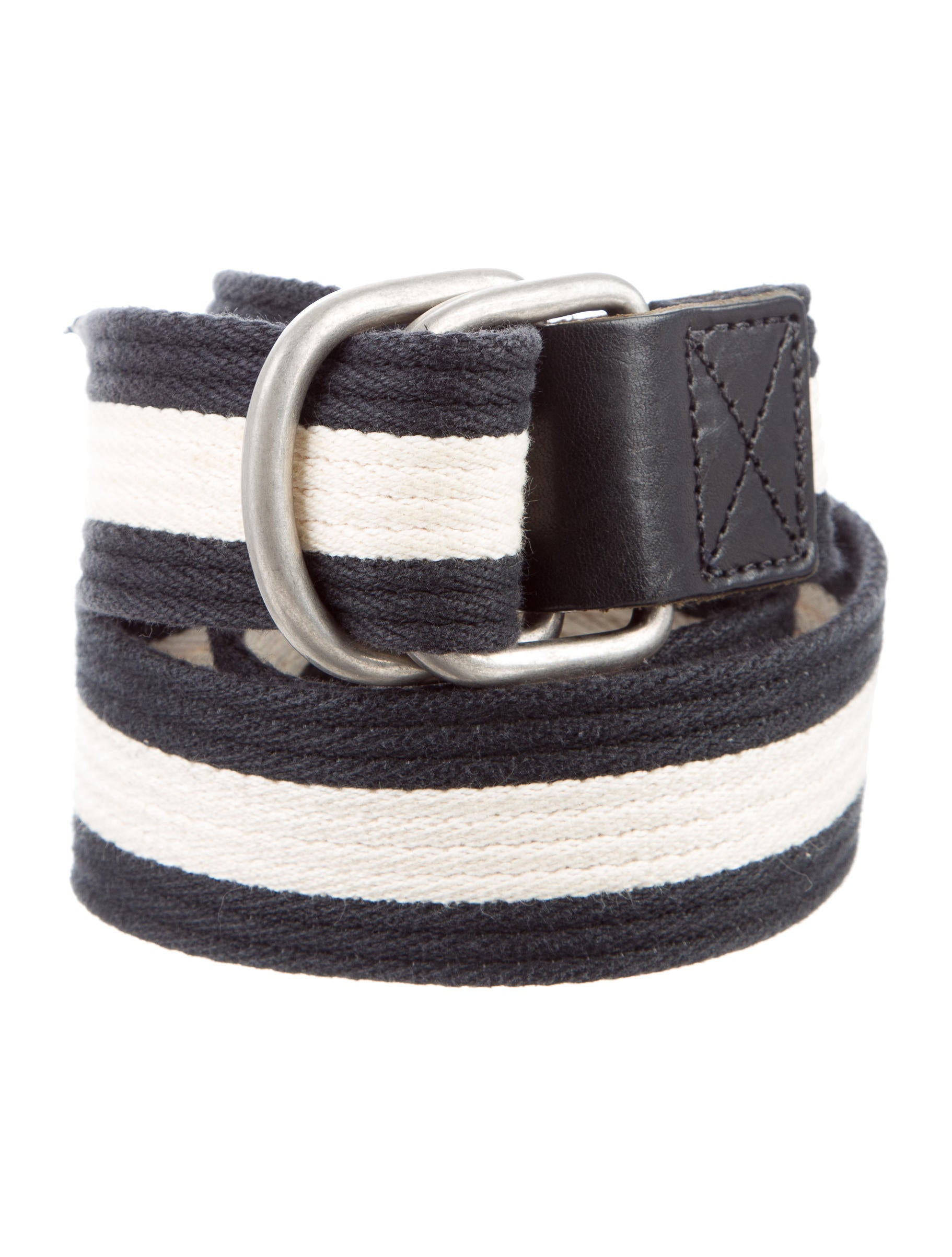 Small Leather Goods - Belts Osklen