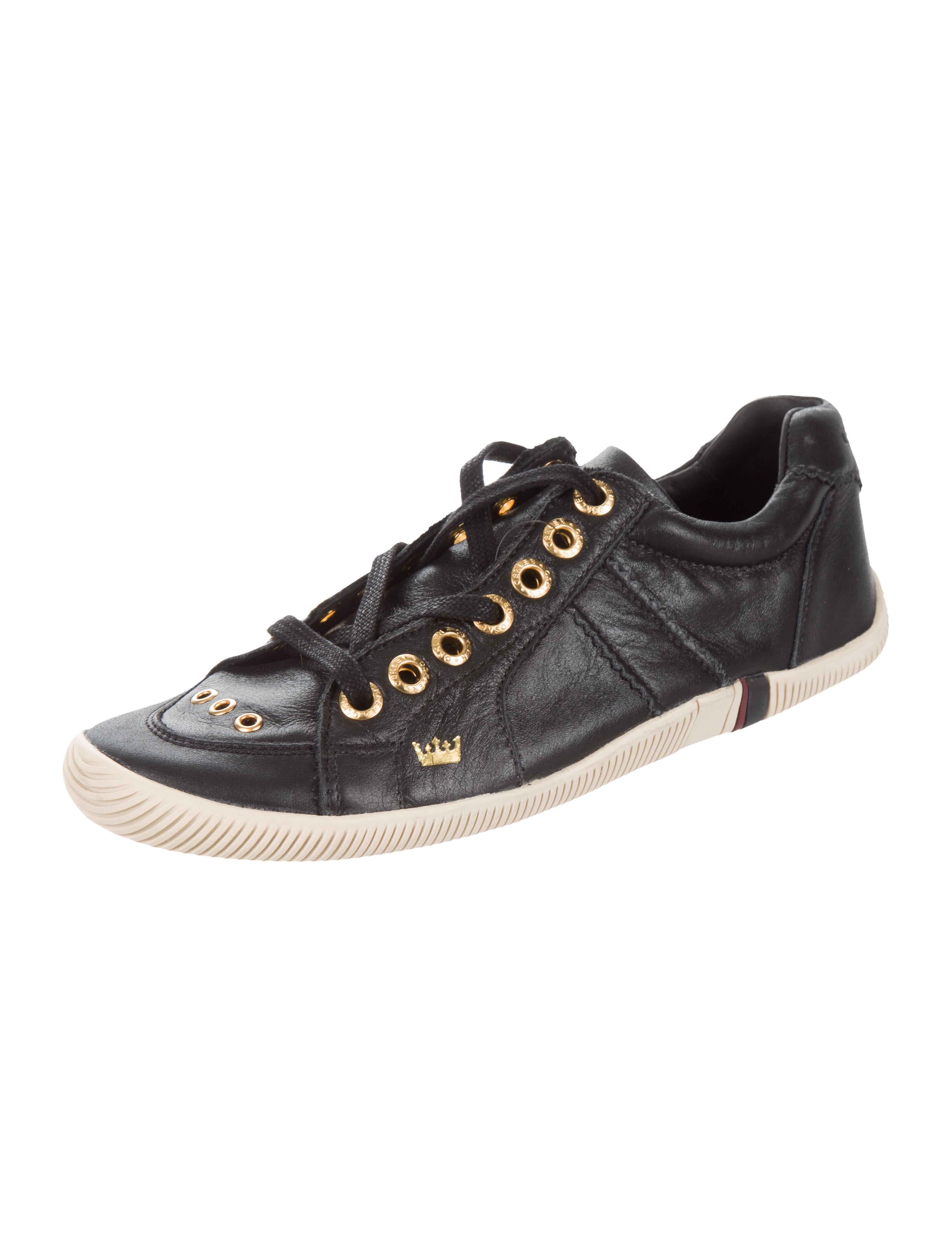 Osklen leather low top sneakers clearance visit QnaIqnEEkX