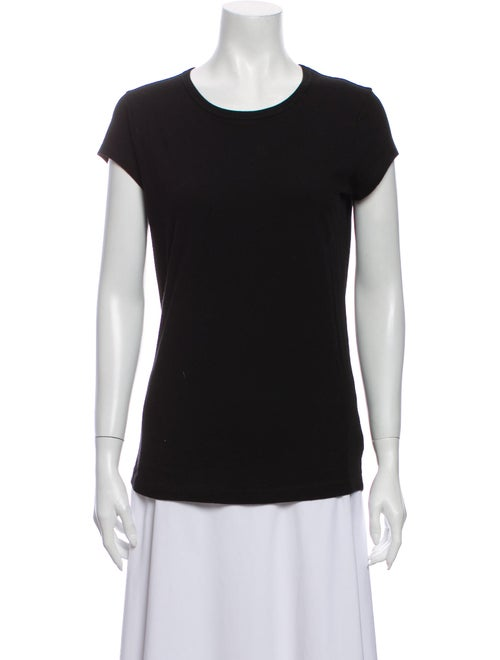 Organic by John Patrick Scoop Neck Short Sleeve T-