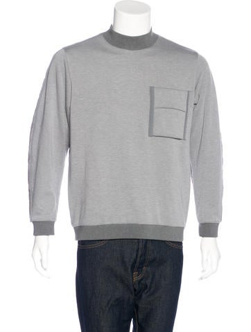OAMC Flight Mock Neck Sweater w/ Tags None