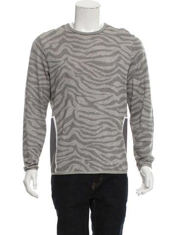OAMC Stripe Sweater None