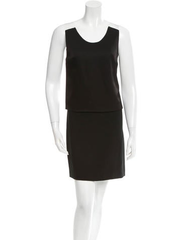 Opening Ceremony Layered Mini Dress w/ Tags None