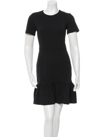 Opening Ceremony Patterned Mini Dress w/ Tags None