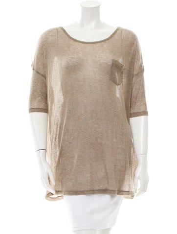 Opening Ceremony Oversize Knit Top None