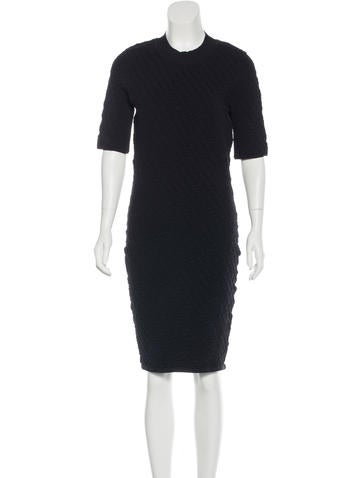 Opening Ceremony Short Sleeve Midi Dress w/ Tags None