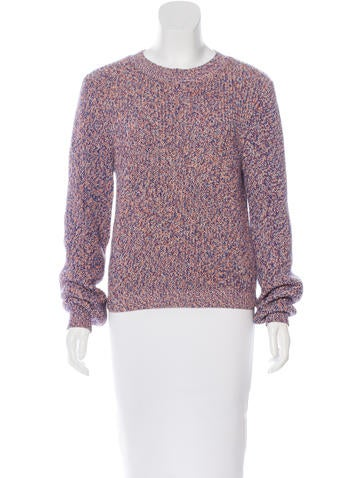Opening Ceremony Lightweight Scoop Neck Sweater None