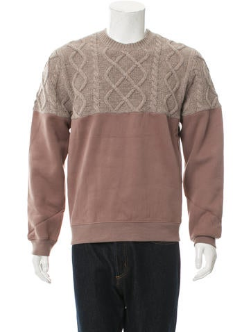 Opening Ceremony Crew Neck Sweater w/ Tags None