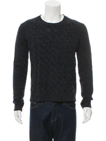 Opening Ceremony Wool-Blend Pullover Sweater None