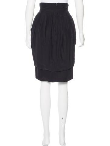 Silk Tulip Skirt 99
