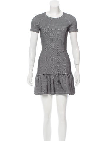 Opening Ceremony Short Sleeve Mini Dress w/ Tags None