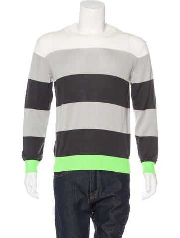 Opening Ceremony J. Press Striped Sweater w/ Tags None