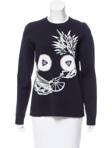 Opening Ceremony Intarsia Knit Sweater None