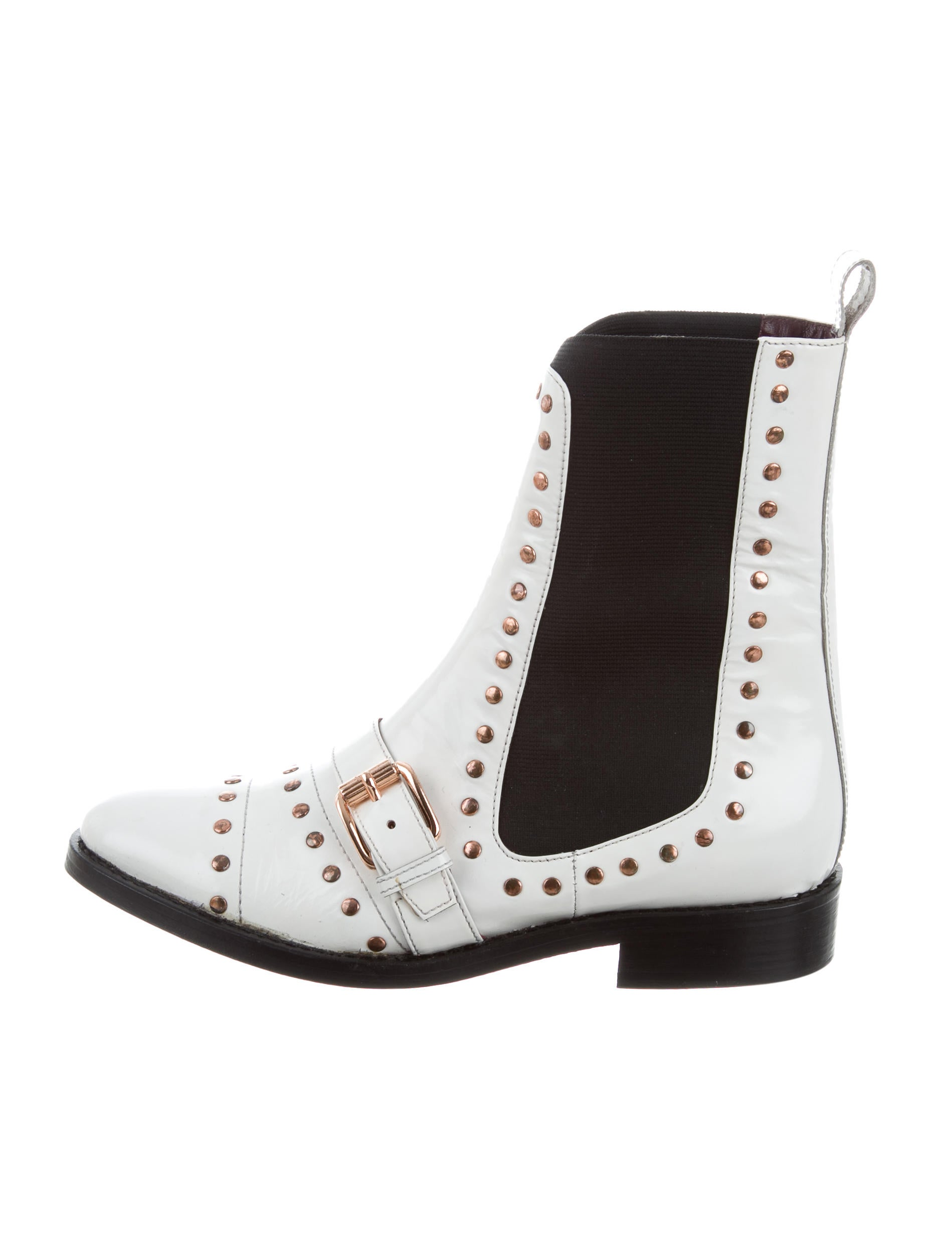 from china sale with mastercard Opening Ceremony Studded Ankle Boots VrZ6lry
