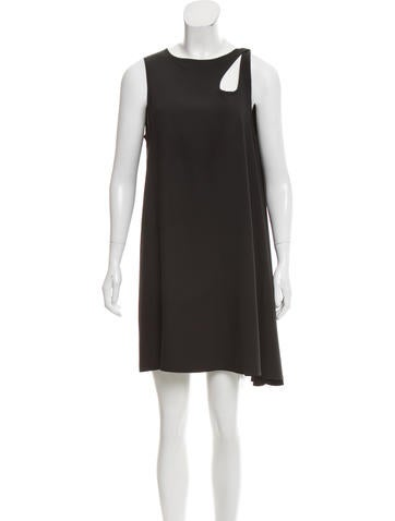 Opening Ceremony Cutout Asymmetrical Dress w/ Tags None