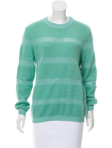 Opening Ceremony Textured Knit Sweater None