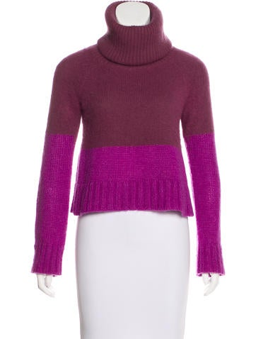 Opening Ceremony Angora-Blend Knit Sweater None